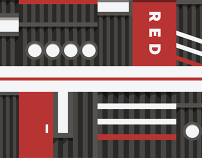Modern Container Homes RED EDITION