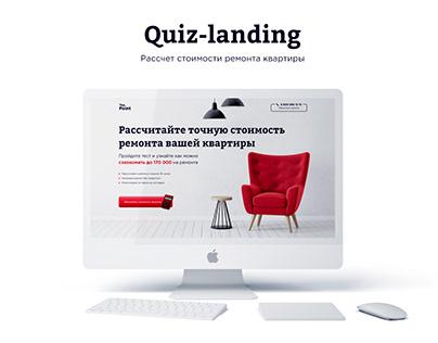 Quiz-landing