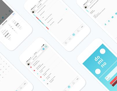 Domino: Mobile UI