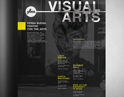 YBCA Event Poster Series