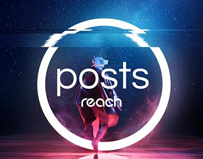 Posts - redes sociais