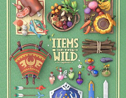 Items of The Wild