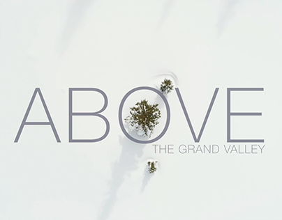 Video Project - Aerial Landscape