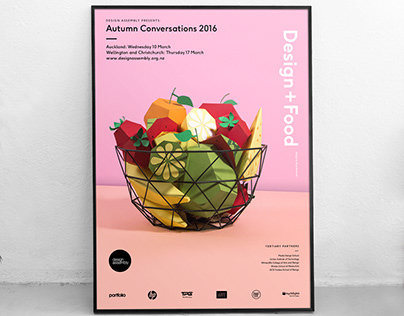 Design + Food