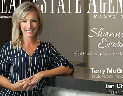 Covers for Real Estate Agent Magazine