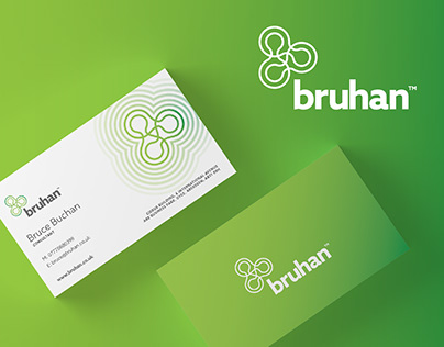 Bruhan | Brand Identity & Graphic Design
