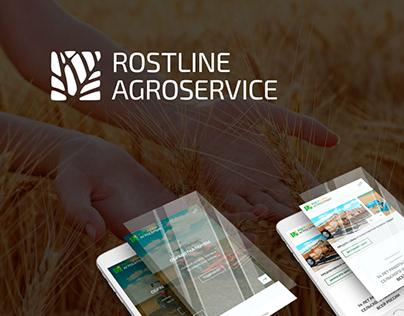РостЛайн - корпоративный сайт + сайт-каталог