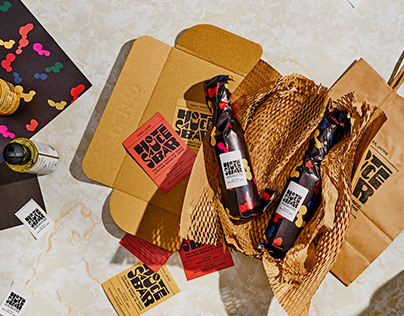 Brand Identity for Hot sauce Bar