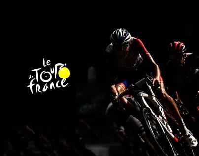 Tour de France - New UI