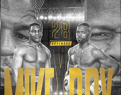 Mike Tyson vs Roy Jones