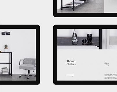 Felix Monza - Webdesign