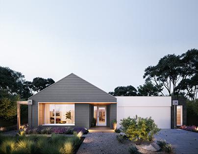 Fisher/Prism house, Australia