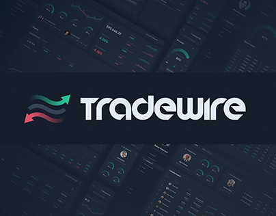 Tradewire — Trading Journal App (UX/UI, Design System)