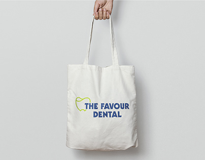 The Favour Dental Branding