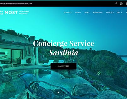 MOST Concierge Sardinia