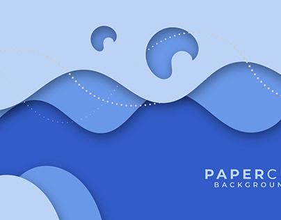 Paper cut Background