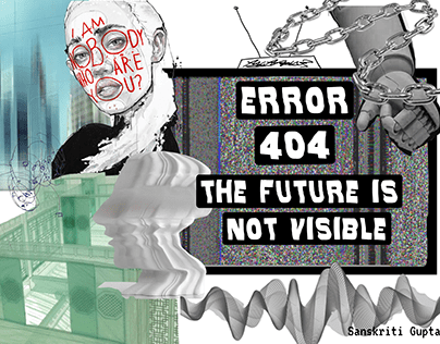 ERROR 404: THE FUTURE IS NOT VISIBLE