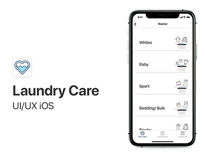 Laundry Care App