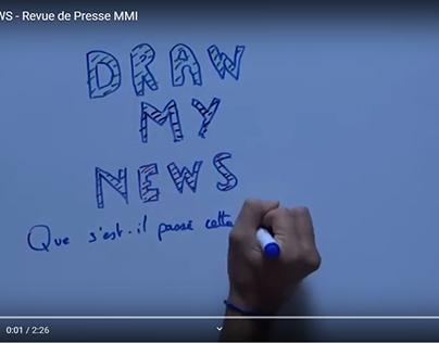 Draw My News
