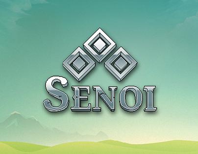 WORLD OF SENOI | Logo Design
