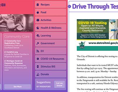 Equitable Internet Initiative Community Portal