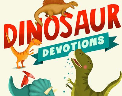 Dinosaur Devotions -Harper Collins