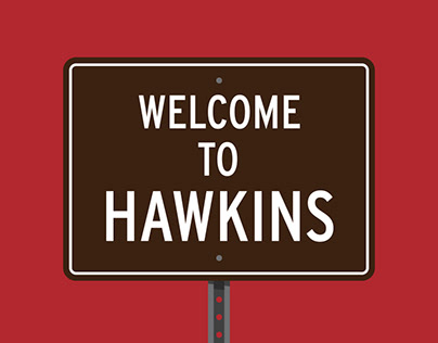Welcome To Hawkins