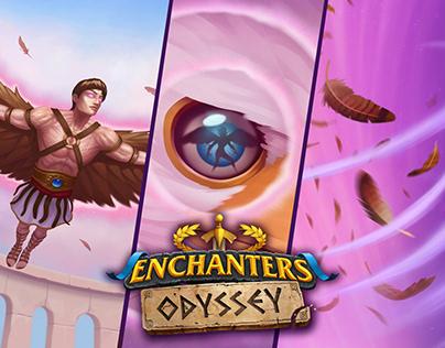 Enchanters: Odyssey Spells (Upper Olympolis Set)
