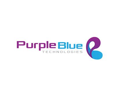 Purple Blue Website