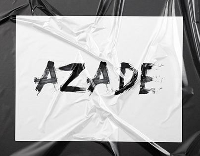 AZADE - FREE FONT