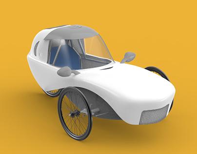 Projeto Bagual Racing - Carenagem
