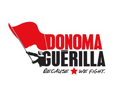 Donoma Guérilla Identity