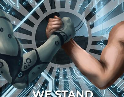 Cyborg Union Poster
