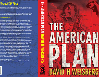 The American Plan - Cover Design