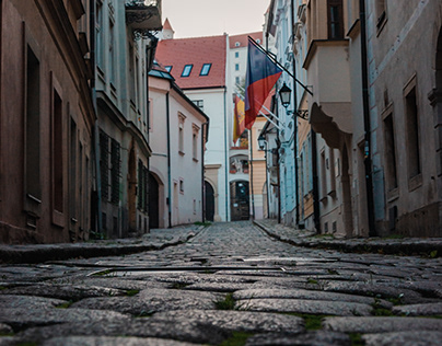 Small walk in the Old Town