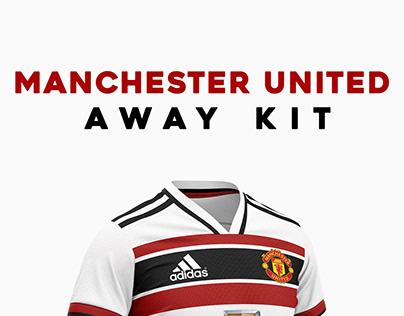Manchester United Football Kit 21/22.