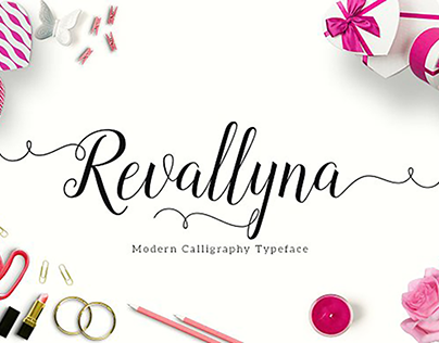 Revallyna Free Font