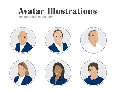 IVORy & EMBRACE Avatars