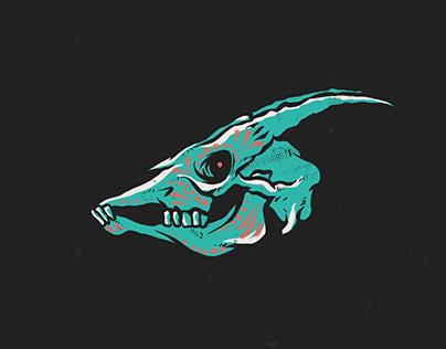 random skulls Pt. II