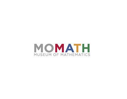 MOMATH Website Redesign
