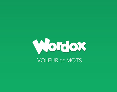 Wordox ¬ Mobile game