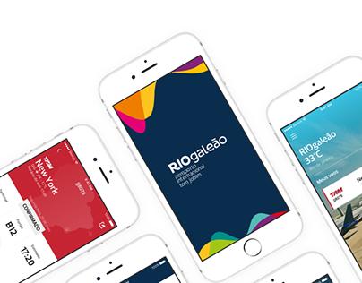 RIOgaleão App