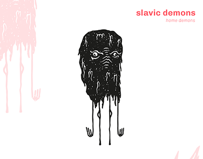 slavic demons / home demons