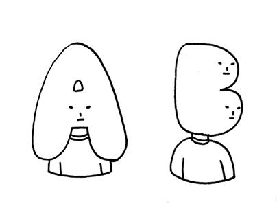 Alphabet Men