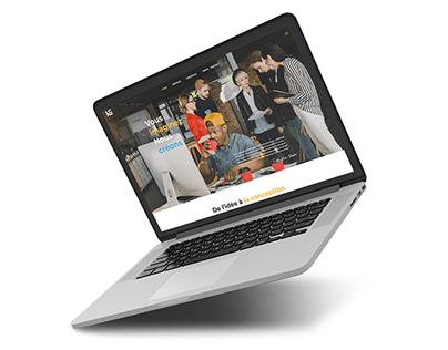 Création SIte Web Design - KS Communication
