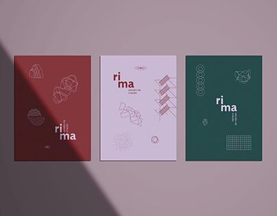 Identidade Visual | Estúdio Rima