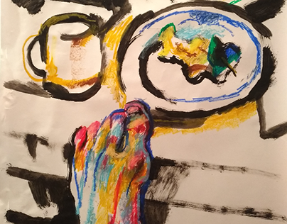 hands, legs and colour