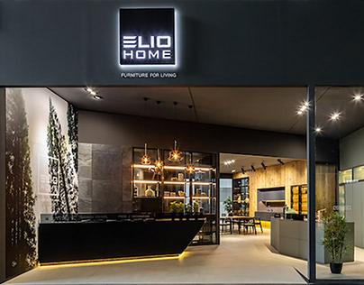 Stand ELIO HOME at EuroCucin/iSalone 2018