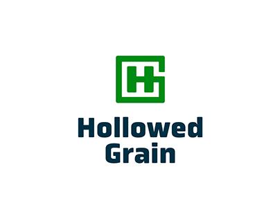 Hollowed Grain Logo Design