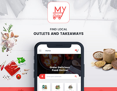 MyBackup - Mobile app designs (iOS and Android)